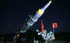 Kim Jong-Un Pimpin Uji Coba Senjata Antipesawat Terbaru