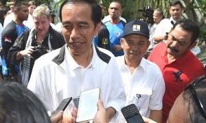 Transparency Indonesia Minta Langkah Konkret Presiden Jokowi Selamatkan KPK
