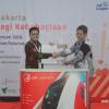 LRT Jakarta Manfaatkan Layanan Bank DKI