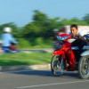 Tampil Nyentrik ala Anak Racing Negeri Aing