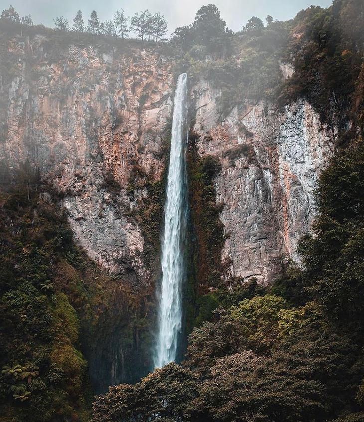 Kamu bisa berfoto di setiap momen indah di sana (Instagram/ike_maulida)