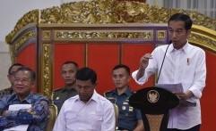 Terkait Pembebasan Lahan, Jokowi: Tanggung Jawab Pemerintah Daerah