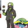 Viral! Ilustrator Indonesia Sulap Artis Nyentrik di Grammy 2020 Jadi Pelatih Pokemon
