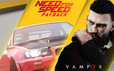 Game 'Need for Speed Payback' dan 'Vampyr' Tersedia Gratis di PlayStation Plus