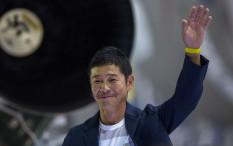 Miliarder Jepang Cari 8 Orang untuk Temani Dirinya ke Bulan