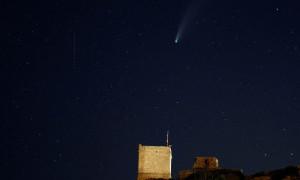 Lapan Simpulkan Dentuman di Buleleng Akibat Meteor Besar Jatuh Mirip Bone