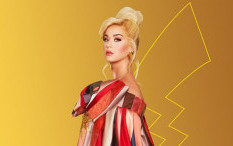 Rayakan 25 Tahun, Pokemon Gandeng Katy Perry