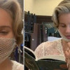 Lana Del Rey Diserang Warganet Perkara Masker Model Jaring
