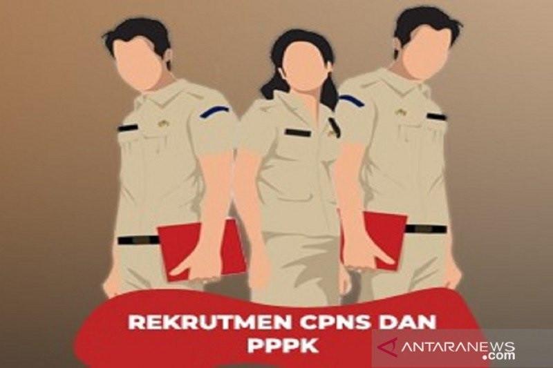 CPNS. (Foto: Antara)