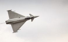 Indonesia Minati Pesawat Tempur Eurofighter 'Typhoon'