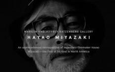 Pameran Spesial Apresiasi 60 Tahun Perjalanan Karier Hayao Miyazaki