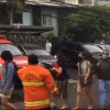 23 Mobil Damkar Tangani Kebakaran Apartemen Taman Sari Sudirman