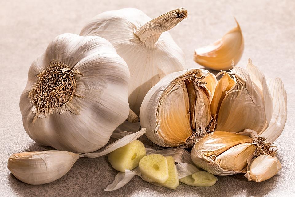 Bawang Putih (Sumber: Pixabay/stevepb)