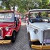 Solo Operasikan Delapan Mobil Listrik Klasik Rp 1,4 Miliar untuk City Tour
