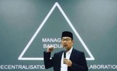 Ibarat Kacang Lupa Kulitnya, Ridwan Kamil Diminta 'Taubat'
