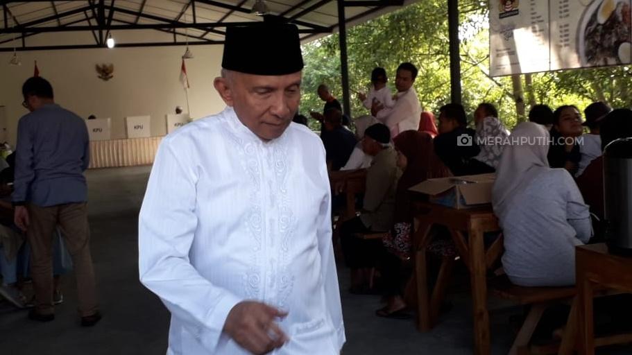 Amien Rais Ingatkan PAN Agar Tidak Bergabung dengan Koalisi Jokowi