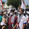 Kelompok Buruh Galang Dana untuk Perjuangan Palestina