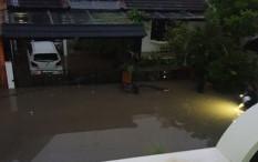 Curah Hujan Tinggi, 55 RW di Jakarta Terendam Banjir