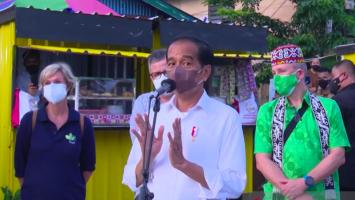 Presiden Jokowi Serahkan Nama Calon Panglima TNI ke DPR Awal November