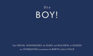 Bertambah Satu Anggota Kerajaan Inggris, Meghan Markle Melahirkan Bayi Laki-Laki