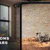 'Mission To Mars', Menjelajah Planet Merah dengan Teknologi AR