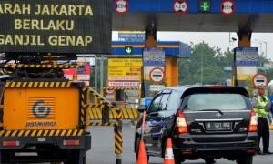 Driver Taksi Online Sayangkan Kebijakan Perluasan Sistem Ganjil-Genap