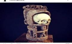 Diperoleh Ilegal, Artefak Tengkorak Asmat dan Patung Korwar Dijual Online di Eropa