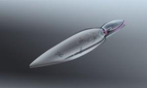 Mengintip Konsep Kendaraan Luar Angkasa dari Lexus