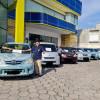 Dirjen Pajak Jateng II Sita Aset Tujuh Mobil Penunggak Pajak Senilai Rp 560 Juta