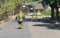 Benda Mencurigakan Mirip Bom Ditaruh di Depan Rumah Petinggi KAMI