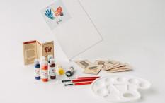 Memulai Karya Seni di Rumah dengan Macan Home Kit