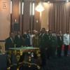 Prabowo Subianto Resmi Terima Jabatan Menteri Pertahanan dari Ryamizard