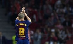 8 Kutipan Emosional pada Perpisahan Andres Iniesta dengan Barcelona