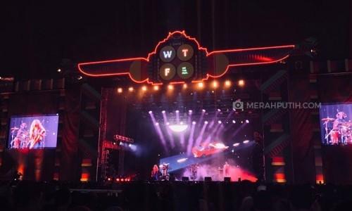Sza dan Basenji Tutup WTF 2018, Sampai Jumpa WTF 2019!