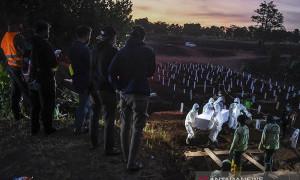 2 Hektar Lahan di TPU Rorotan Disiapkan Jadi Pemakaman Jenazah COVID-19