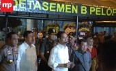 Jokowi Perintahkan Menko Polhukam Segera Selesaikan UU Anti Terorisme