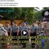 [HOAKS atau FAKTA]: Polisi Bernyanyi Mandarin Bukan Warga Indonesia