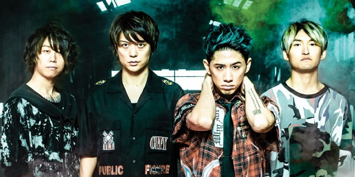 One OK Rock Guncang Jakarta di Eye of the Storm Asia Tour 2020