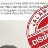 [HOAKS atau FAKTA]: Ratusan Pelajar China Disuntik Vaksin Kosong di Jakarta
