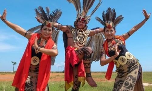 Festival Budaya Borneo 2017 Segera Digelar di Taman Mini Indonesia Indah