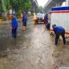 Masuk Musim Hujan, Wagub DKI Minta Warga Antisipasi Bencana Banjir dan Longsor