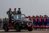 Foto: Perayaan HUT Ke-74 Tentara Nasional Indonesia
