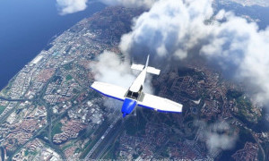 Streamer Twitch Lakukan 16 Jam Penerbangan di Microsoft Flight Simulator
