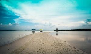 "Menyusuri Keindahan Pulau Leebong, ""Maldives"" Indonesia di Belitung"