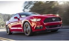 """Mustang Terbaru dengan Tombol """"Burnout"""""""