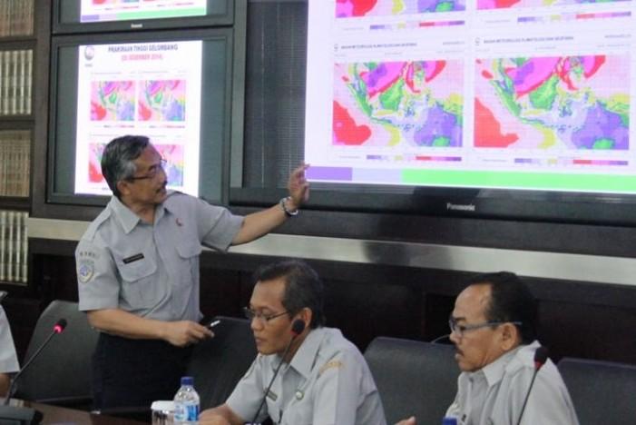 BNPB Ingatkan 23 Kecamatan di Kabupaten Bandung Rawan Pergerakan Tanah