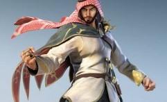 Tekken 7 Luncurkan Petarung Arab