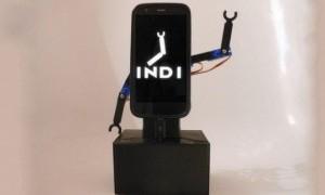 Indi: Dock Ponsel Robotik yang Intuitif