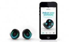 Bragi Dash: Headset Wireless Anti Air