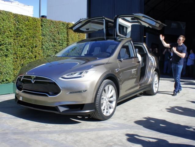 Купить автомобиль Tesla Model S и X в Москве! Официально!